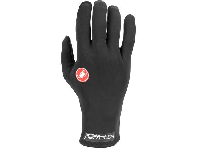 Castelli Perfetto Rain Or Shine Handschoenen, black